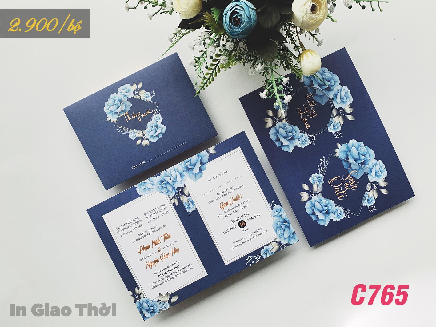 báo giá in thiệp cưới tại Đà Nẵng