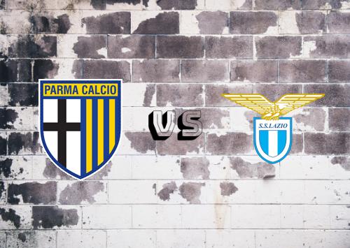 Parma vs Lazio  Resumen