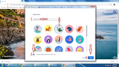 Cloning Browser Google Chrome