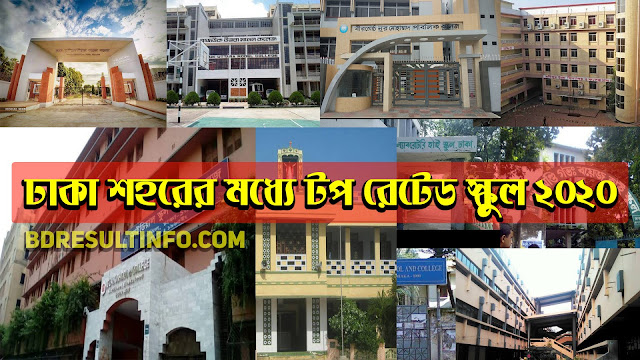 Best School In Dhaka 2020