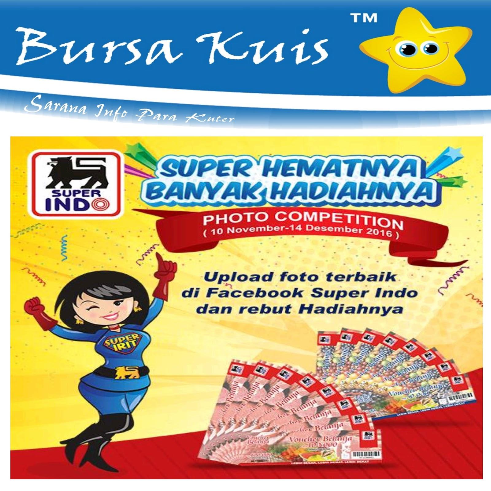 Voucher Superindo Rp 500000 Daftar Harga Terkini Dan Terlengkap 300000 Kontes Foto Super Hero Irit Berhadiah Belanja Gratis