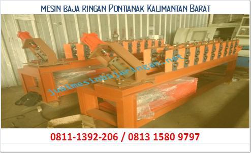 mesin baja ringan Pontianak Kalimantan Barat