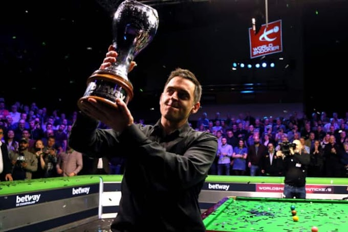 O' Sullivan win record, 7th Uk Snooker Championship title.