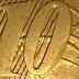 DEFEITO OU VARIANTE? – Na moeda de 10 centavos de 2005.