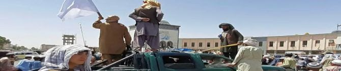 With The Taliban In Control, Uncertainty And Fear Grip Afghanistan