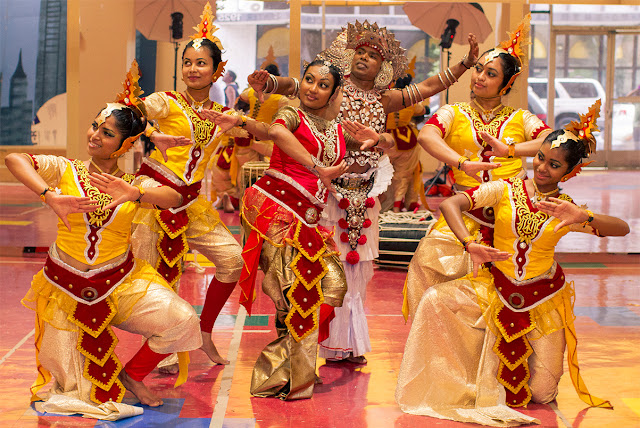 Sri Lankan Dancing Academy in Los Angeles
