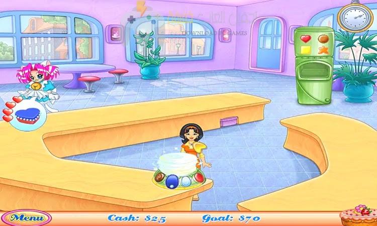 تحميل لعبة Cake Mania 4 للكمبيوتر برابط مباشر