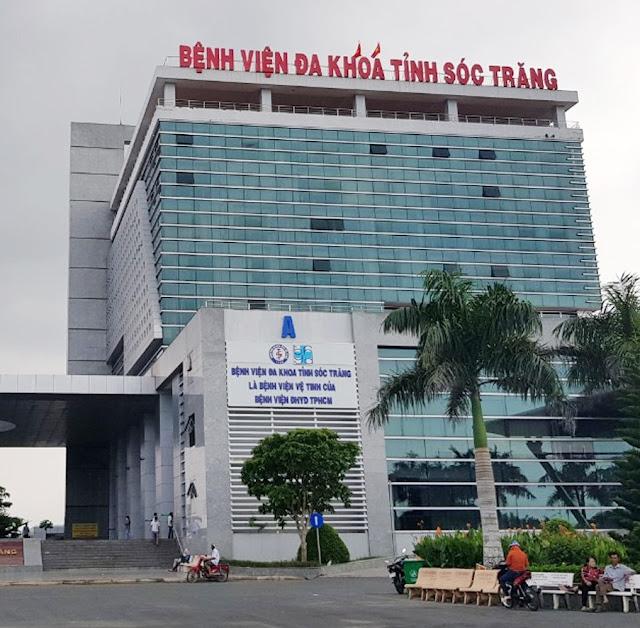 Bệnh viện Đa khoa Sóc Trăng - Tiện ích Vạn Phát Avenue