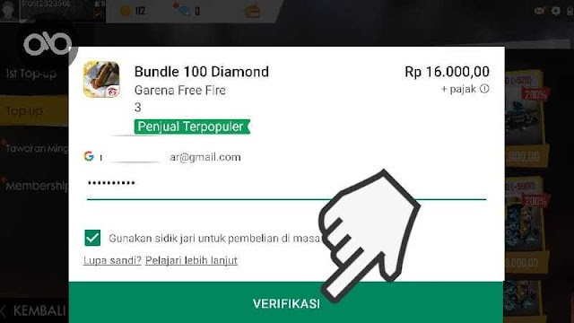 Tips Top up Diamond dengan Pulsa Terbaru
