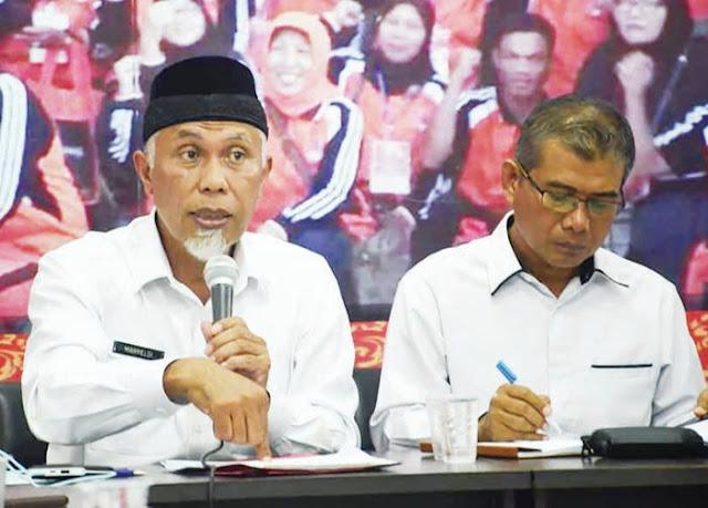 Pemko Padang memperpanjang masa belajar di rumah