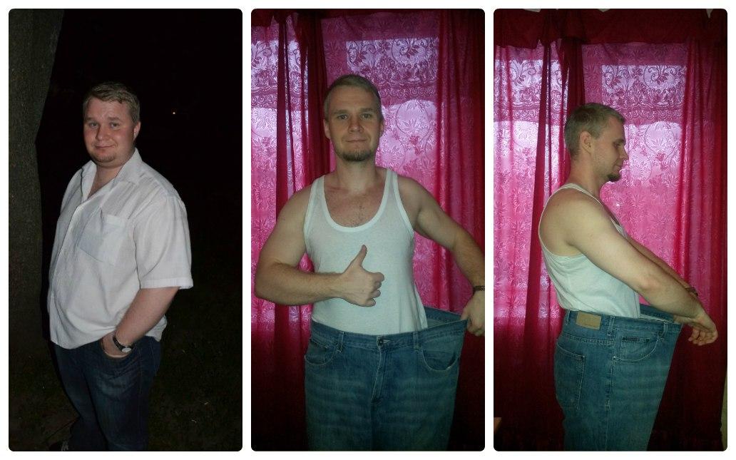 Похудеть на 40 и больше