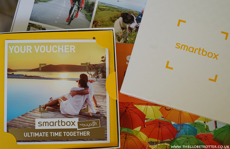Ultimate Time Together Experience Box from Buyagift