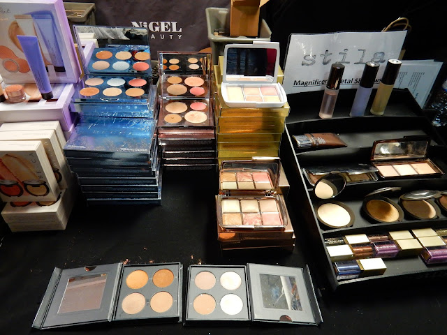 Nigel's Beauty Emporium at The Makeup Show L.A. 2017 - www.modenmakeup.com