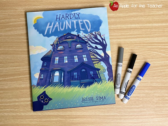 Hardly Haunted Book Cover