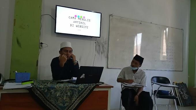 Writing Class Event 2021 Bersama Kak Andy Beasiswa S2 Asal Pergunu Bali