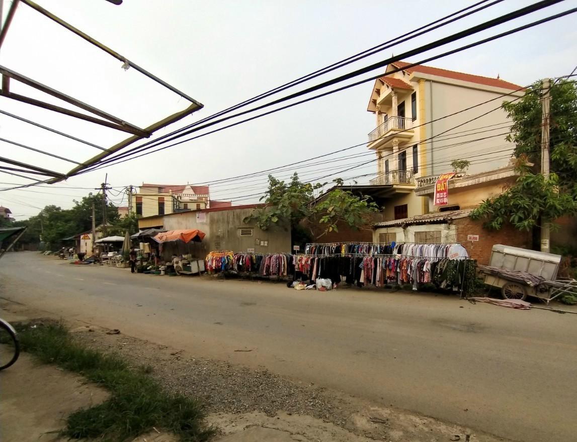 bán đất mặt đường liên huyện Huyện Quốc Oai