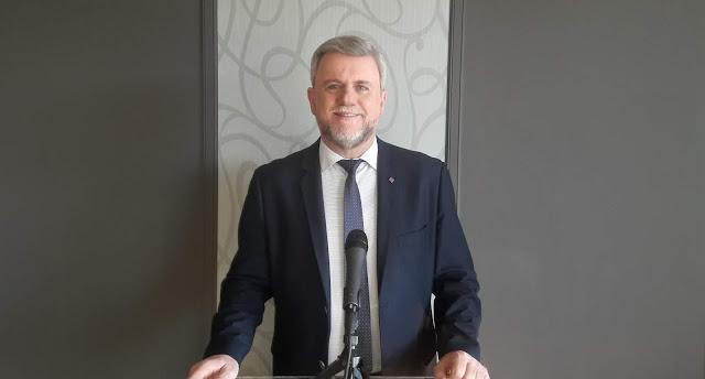 """Μήνυμα ενότητας και συνεργασίας του Καραγιάννη: """"Θα είμαι δήμαρχος όλων των δημοτών"""