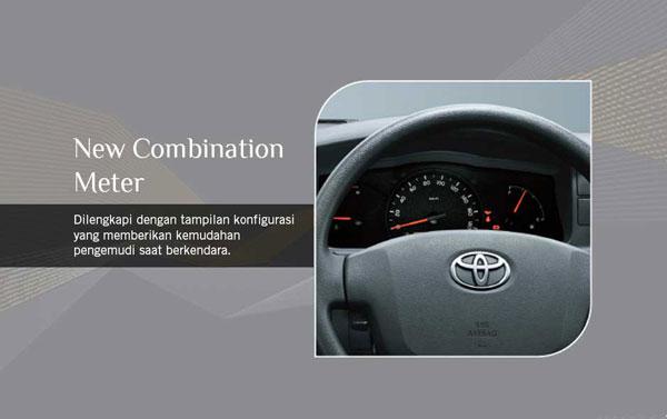 Interior New Toyota Hiace