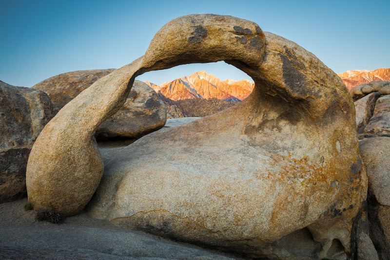 Alabama Hills California Weekend Getaways Ideas