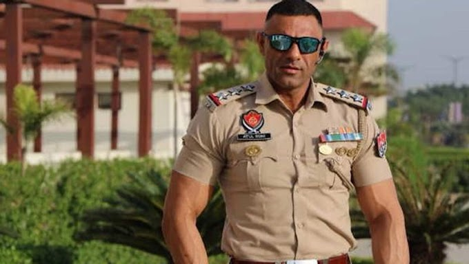 पंजाब पुलिस ने डीएसपी अतुल सोनी को निलंबित करने की सिफारिश की