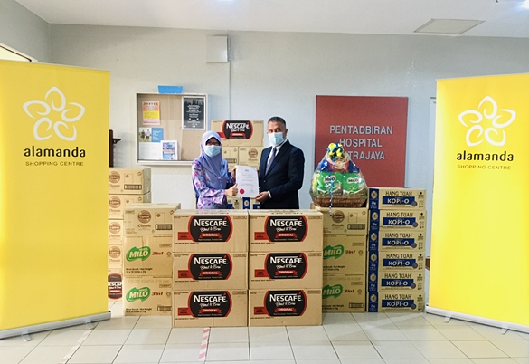 Suria KLCC Group, Donation to Frontliners, Lifestyle