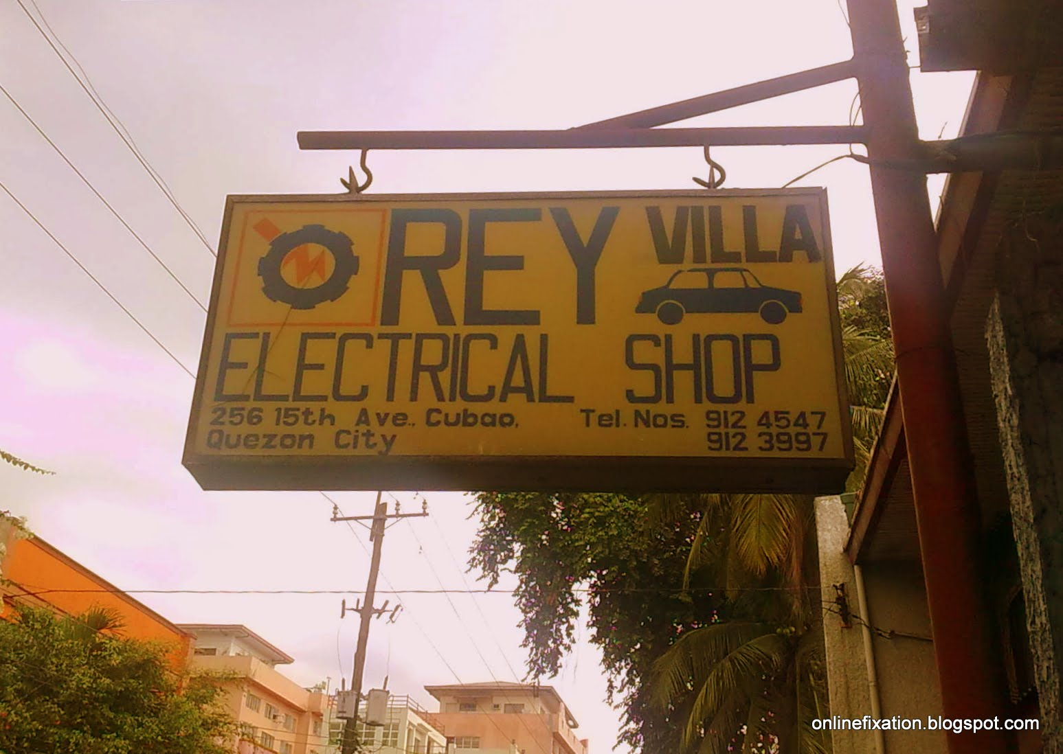 Onlinefixation Reys Electrical Shop In Cubao