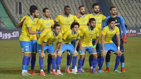 الاسماعيلى,الرجاء المغربى,البطولة العربية,تبادل الدروع