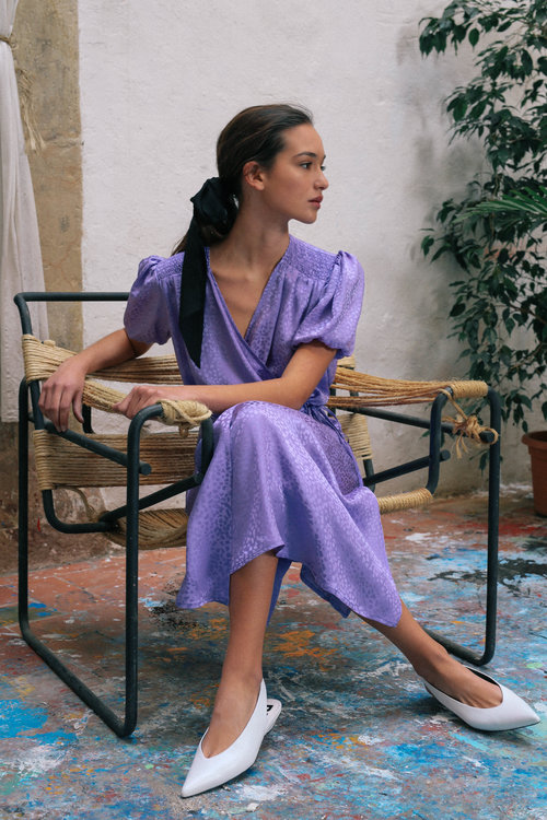 Art Dealer Is Bringing The 80's Chic Dresses You Didn't Know You Needed   Jackie O My