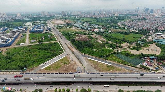 Tuyến đường Nguyễn Xiển nối sang Xa La