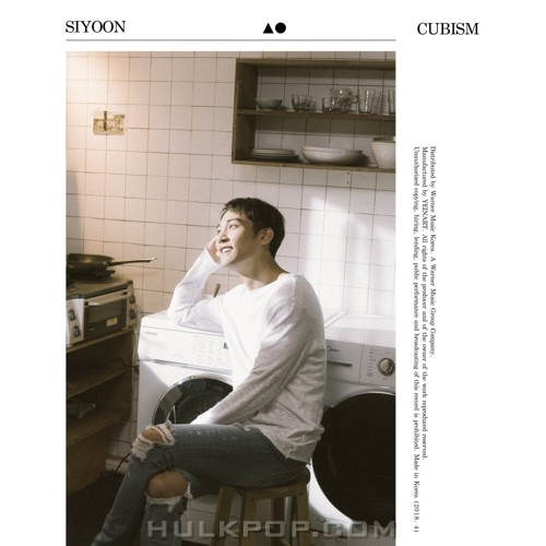SIYOON – CUBISM – EP