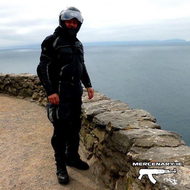 Mercenary Goes to Kerry