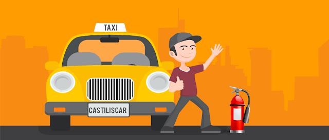Taxista bombero