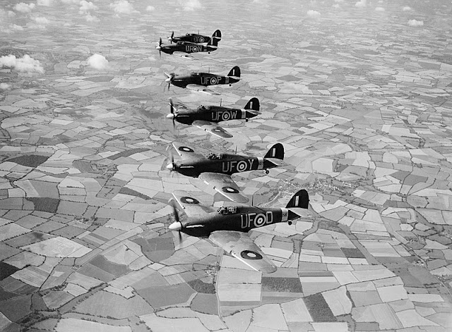 RAF Bell Aircobras, 21 August 1941 worldwartwo.filminspector.com