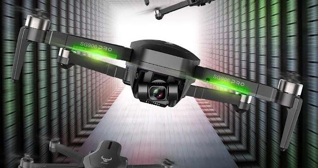 ZLRC SG906 Pro 2 4K - O drone ideal para fotografia