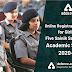 Online registration begins for girls in five Sainik schools for academic session 2020-21