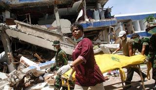 Daftar 7 Gempa Bumi Terbesar Mengguncang Indonesia