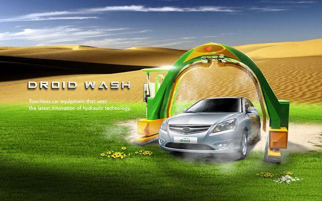 Alat Cuci Mobil Carwash Semi Otomatis Murah