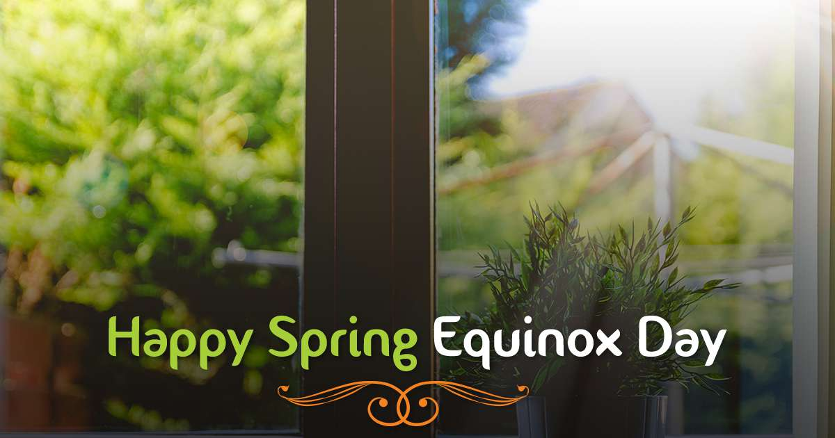 Spring Equinox Wishes for Instagram