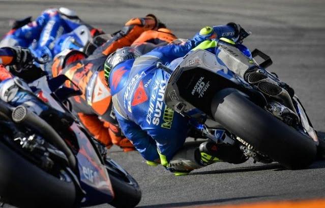 Hasil MotoGP Valencia 2020: Morbidelli Juara, Mir Juara Dunia !!!