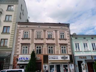 Івано-Франківськ. Площа Ринок