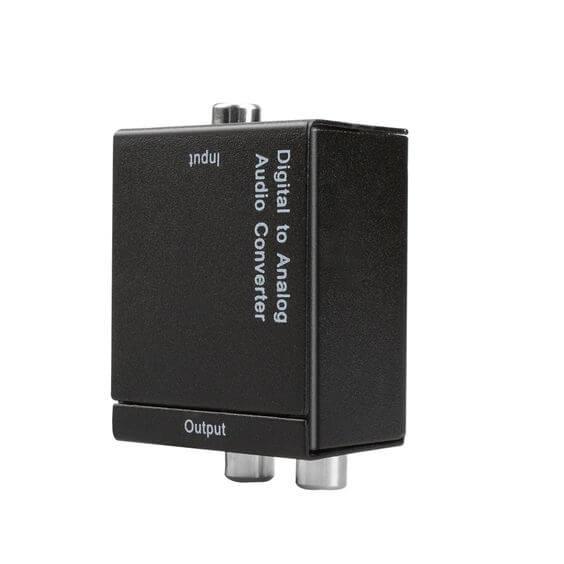Contoh penerapan analog digital converter