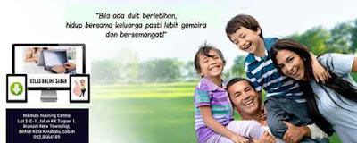 contoh iklan keluarga bahagia