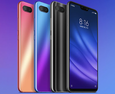 Xiaomi Mi 8 Lite with Snapdragon 660, 24MP front Camera launched