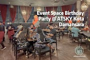 Event Space Birthday Party di ATSKY Kota Damansara