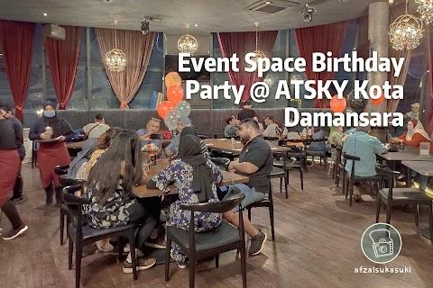 Event Space Birthday Party di ATSKY Kota Damansara