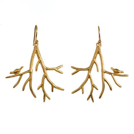 Navyblueshoe Monday Style Nature Inspired Jewelry