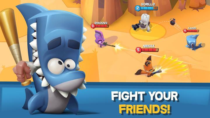 Zooba: Fun Shooting Battle - Free Online Games Mod