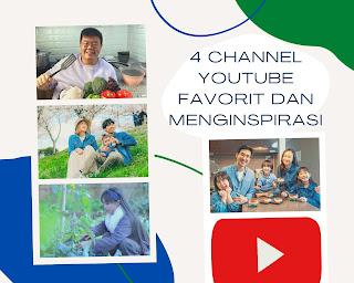 channel youtube favorit