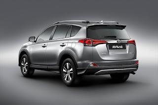 A Toyota do Brasil apresenta a linha 2017