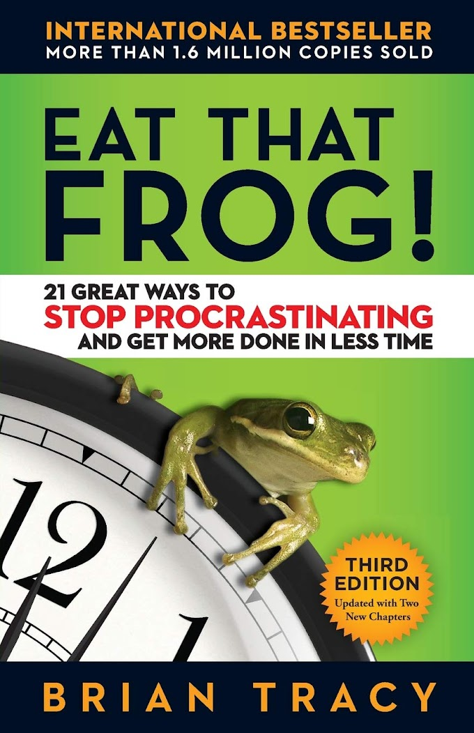 Eat That Frog by Brian Tracy FREE Ebook Download
